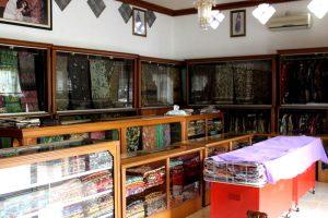 Batik Tanah Liek | Batik Padang | Galeri Tampak Dalam