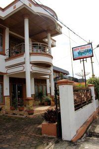 Batik Tanah Liek | Batik Padang | Galeri-Tampak-Luar