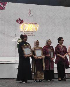 Batik Tanah Liek | Batik Padang | Gelar batik Nusantara 2019