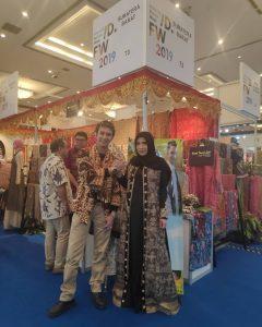 Batik Tanah Liek | Batik Padang |Indonesia Fashion Week 2019 bersama Ayou Mizzura