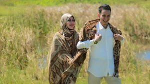 Batik Tanah Liek | Batik Padang | Kain Batik Tanah Liek berbahan sutra dan katun