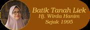 Batik Tanah Liek | Batik Padang Khas Minang